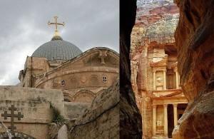 Экскурсия из Табы в Израиль и Иорданию