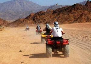 Экскурсия на квадроциклах в Шарм эль Шейхе