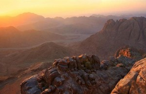 Экскурсия на гору Моисея из Шарм эль Шейха