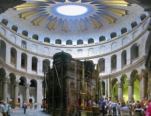 Экскурсия в Израиль из Шарм эль Шейха. Кувуклия